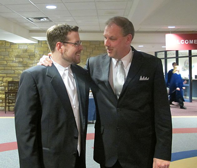 Drs. Culloton and Clausen